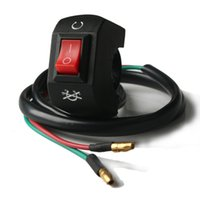Wholesale Universal Motorcycle Kill ON OFF Switch For Scooter ATV Dirt Bike