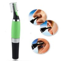 Wholesale Micro Nose Hair Eyebrow Trimmer Trims Hair with Micro Precision touch Trimmer