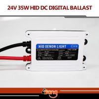 Cheap 24V DC 35W Good Quality HID xenon slim digital ballast hid ballast car ballast Replacement Parts Free shipping