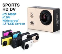sports camcorder - SJ4000 Waterproof Sport Camera DV HD Car DVR Camcorder Gopro Style P fps MP H Inch LCD With wifi