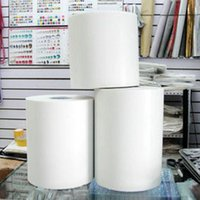 Wholesale Hot fix paper Hot fix tape M length CM wide adhesive iron on heat transfer film for HotFix rhinestones DIY tools A2