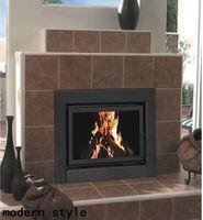 Wholesale YN superior metal wood fireplace