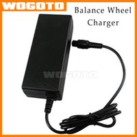 Wholesale Universal Charger for Smart Eectric Scooter battery portable electric scooter Battery Smart Balance wheel Charger US Plugs V