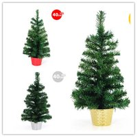 Cheap Yellow PVC Christmas tree Best christmas tree