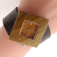 wood watch - DIY Natural Wood made Environment friend wood watches Intelligent Healthcare Handmade Antique Wooden Women s men s Wristwatches