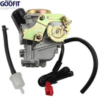 Wholesale GOOFIT Carburetor for Scooter Carb GY6 cc cc cc Chinese qmb Moped cc cc N090 order lt no track