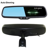 accessories for auto kia - TOP Car Electronic Auto Dimming Interior Mirror With Special Bracket For VW Skoda Toyota Kia Honda Ford Nissan Opel Benz BMW Audi
