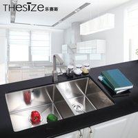 stainless steel manufacturers - Manufacturers selling THESIZE music Seth multifunction manual processing stainless steel sink stainless steel sink