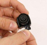 Wholesale New Top Smallest Mini Camera Camcorder Video Recorder DVR Spy Hidden Pinhole Web cam Y2000