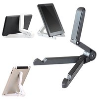 Wholesale Hot Sale Adjustable Holder For i Pad Tablet PC Stand Android Tablet Mobile Phone Holder Mount ABS Material
