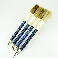 abacus craft - Handmade Asia Chinese calligraphy brush arts and crafts halloween gift for decor Rustic antique blue bead abacus jewelry gem