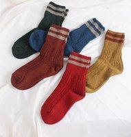 Wholesale New Arrival new styles casual socks wool socks