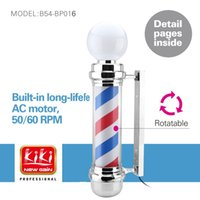 Wholesale 338D size Salon Equipment Barber Sign pole Hot sell