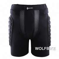 Wholesale Skiing Pants New Men Women Boy Girl Safety Protective Gear Hip Protector Shorts Pants For Snowboarding Skiing Skating Motorcycle Racing