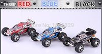 other car mini racing - 3Pcs ch RC Car Electric Remote Control Car WL2019 mini rc buggy speed racing car With LED for Kids gifts