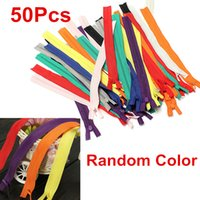 Wholesale Colorful Tailor Sewing Nylon Coil Closed End Zippers DIY Sew Craft Assorted Retail New
