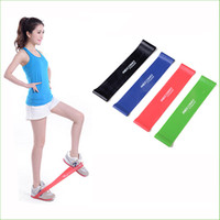 Wholesale BBR02 New psc Levels Available Pull Up Assist Bands Crossfit Exercise Body Ankle Fitness Resistance Loop Band