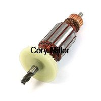 Cheap AC 220V Electric Scroll Saw Part 4 Teeth Shaft Armature Rotor for Bosch 85PB order<$18no track