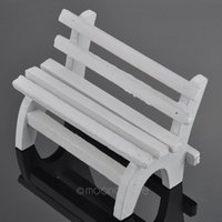 Wholesale 2015 Mini Chair Bench Stool Ornaments Wooden Props Home Garden Decor Camera Photo Accessories F50DA1143 M1