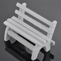 Wholesale 2015 Mini Chair Bench Stool Ornaments Wooden Props Home Garden Decor Camera Photo Accessories F50DA1143 M1