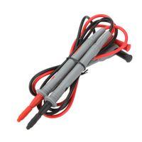 Wholesale UNI T Accessories Test Leads Probe Extension Line Cable cm for Multimeters DMM w cm Super Sharp Tip Tester Probe