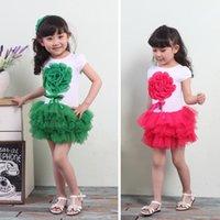 Cheap Girl Tutu Dress Best Big Chest Flower Dress