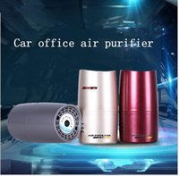 Wholesale 2016 New portable negative ionizer purifier USB car air purifier ozone generator package