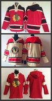 blank hoodie - chicago blackhawks blank Cheap Hockey Hooded Stitched Old Time Hoodies Sweatshirt Jerseys