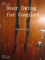 Cheap Sex Furniture Door Swing Bondage Sling Swing Fetish Fantasies Play Adult Products Sex Toys for Couples SG308A