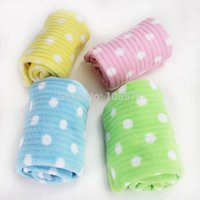 average size dog - Factory Stock Promotion cute candy pet dog bed Pet Dog Air Conditioning Pad blanket Colorful Pet Dog House Average Size