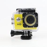 Precio de Camera underwater-Cámaras de los deportes SJ4000 Cámara de la acción de A7 original HD llena 720p DV 2.0polegada grabadora del coche Vídeo subacuático de DVR 30 m impermeable Camear