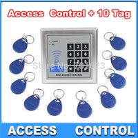 access controler - RFID access controler Proximity Entry Door Lock Access Control System