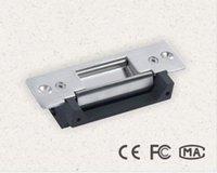 american standard doors - Inteligent Short Panel American standard electric strike for Wooden Metal PVC Door