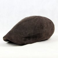 beret sale - Hot Sale New Cotton Beret Men Winter Hat Gorras Planas Boina Masculina Flat Cap Men Berets