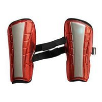 Wholesale Popular Pair Outdoor Sports Soccer Shin Guard Lowest Price Small Youth Ankle Shinguards