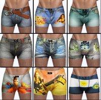 mens underwear - 2015 HOT SALE cotton underwear men sexy mens underwear boxers cartoon mens cotton boxers shorts print men underpants