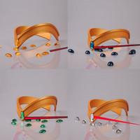 Cheap Wholesale-Anime Sailor Moon PVC Headband with Crystals Diamond Cosplay Headwear All Characters