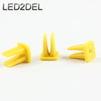 auto nut - Auto Car Plastic Headlight Door Bezel Grill Mounting Clips Nut Screw Fasteners Snaps Headlamp Fender Grommet Series Retainers