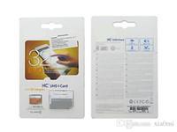Wholesale 128GB GB GB GB Class10 UHS Micro SDXC TF Flash Memory Card for Samsung Galaxy Note S4 S5 Smart Phone MB s EVO
