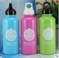 Vente en gros libre de livraison créatif de la mode des bouteilles d'eau de dessin animé enfants / enfants tasses annonces / cadeau tasse / tasses peuvent être personnalisés votre logo