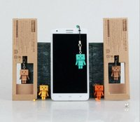 Wholesale Hot sales CellPhone Anti Dust Gadgets for iPhone plus Samsung HTC Cartoon Games Pluggy Danboard Dust Plugfor ZTC Earphone Jack Plugs