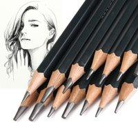Wholesale Set Of Sketch Art Drawing Pencil B B B B B B B B B B HB H H H