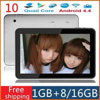 Wholesale EPAD GHZ GB GB GB Quad Core Allwinner A33 A31S A23 android dual camera inch quot tablet pc Bluetooth USB OTG