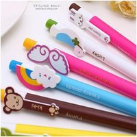Wholesale kawaii office stationery ball pen for student gifts ballpoint pen stationery product supplier ARC218