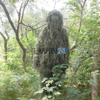 adult ghillie suit - New Woodland and Forest Design Ghillie Suit One Size Fits Most Adults New and Hot Selling