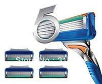 Wholesale 8pcs High Quality Portable Shaver Razor Blade System Sharpener Blades for Men
