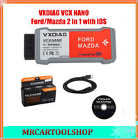 ford vcm ids - New Arrival Multi Language VXDIAG VCX NANO for Ford Mazda in with IDS V97 Perfect replacement Ford VCM Free Shiping