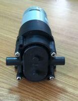 Wholesale 24V DC pumps plastic gear pump booster miniature self priming pump v miniature high lift pump