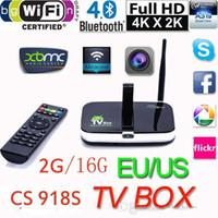 Cheap TV box CS918S Best CS918S