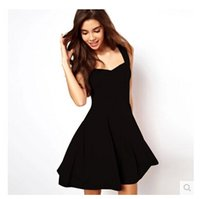 beauty empire waist - 2015 New Summer Style Slim Chest Wrapped Elastic Waist Solid Color Sleeveless Vest Bodycon Beauty Dress Vestido Plus Size order lt no tr